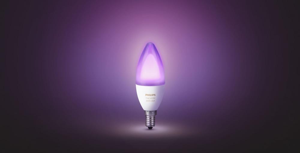 Hue Lampen E14 : Philips hue e deutlich besser als die konkurrenz von osram