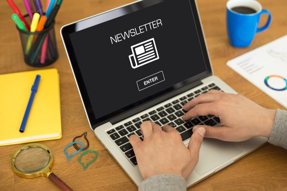 Hueblog: Hueblog.de jetzt auch als wöchentlicher Newsletter