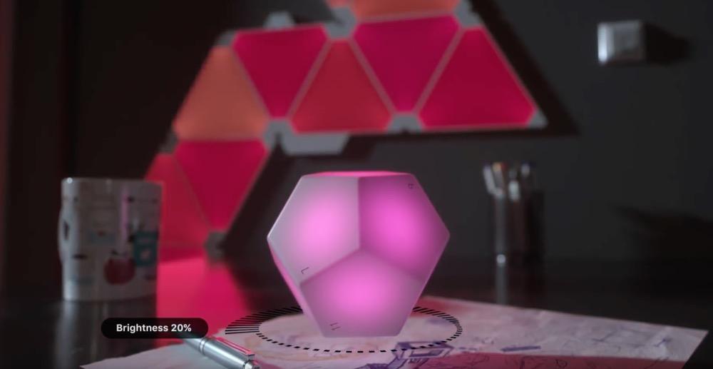 Hueblog: Nanoleaf Remote: Zauberwürfel für HomeKit-Szenen erscheint nächstes Jahr