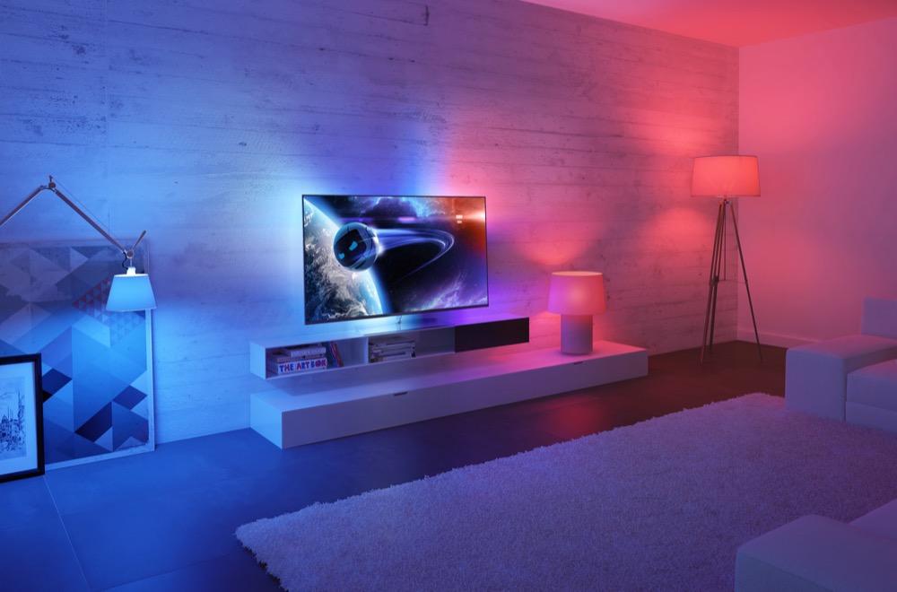 Hueblog: Philips Fernseher mit Ambilight in den Amazon-Tagesangeboten