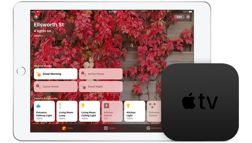 Hueblog: Für Apple-Nutzer: So funktioniert die HomeKit Steuerzentrale