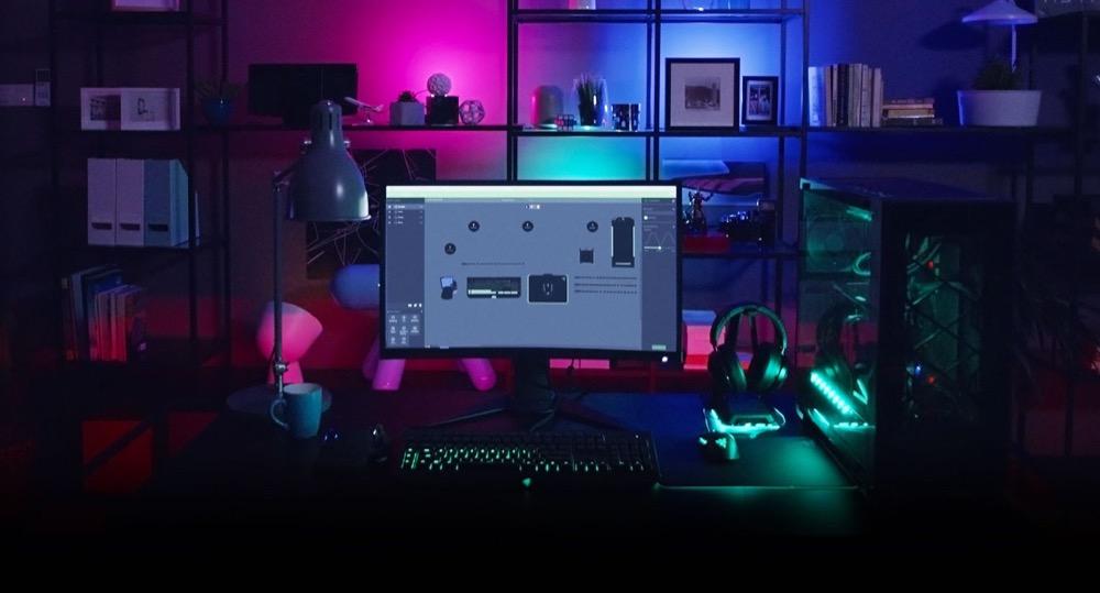 Hueblog: Razer Chroma ausprobiert: Das braucht ihr fürs Gaming mit Lichteffekten