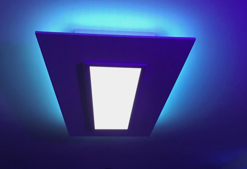 zeig 39 dein hue ikea floalt hue lightstrips plus zu toller deckenleuchte kombiniert. Black Bedroom Furniture Sets. Home Design Ideas