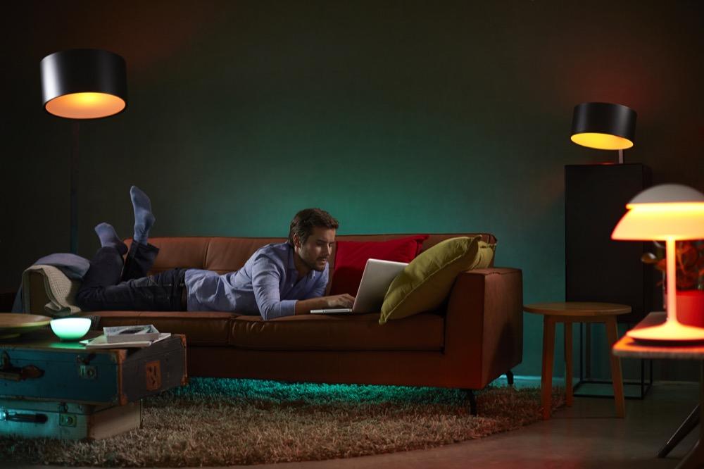 Hue Lampen Philips : Umfrage wie viele hue lampen habt ihr im einsatz hue