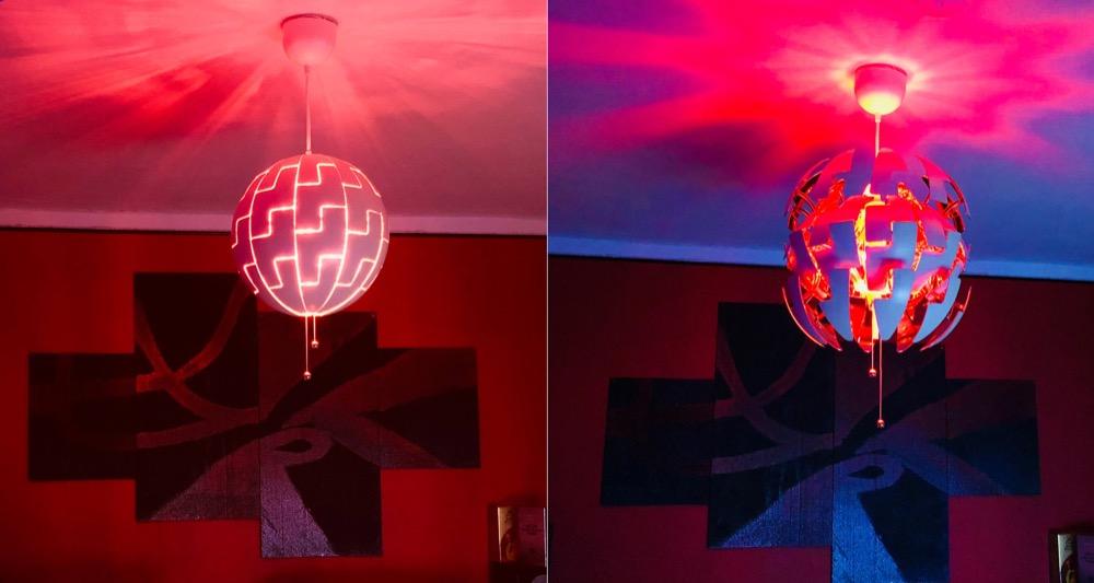 Schnell Und Einfach Ikea Ps 2014 Mit Hue Lampe Aufwerten