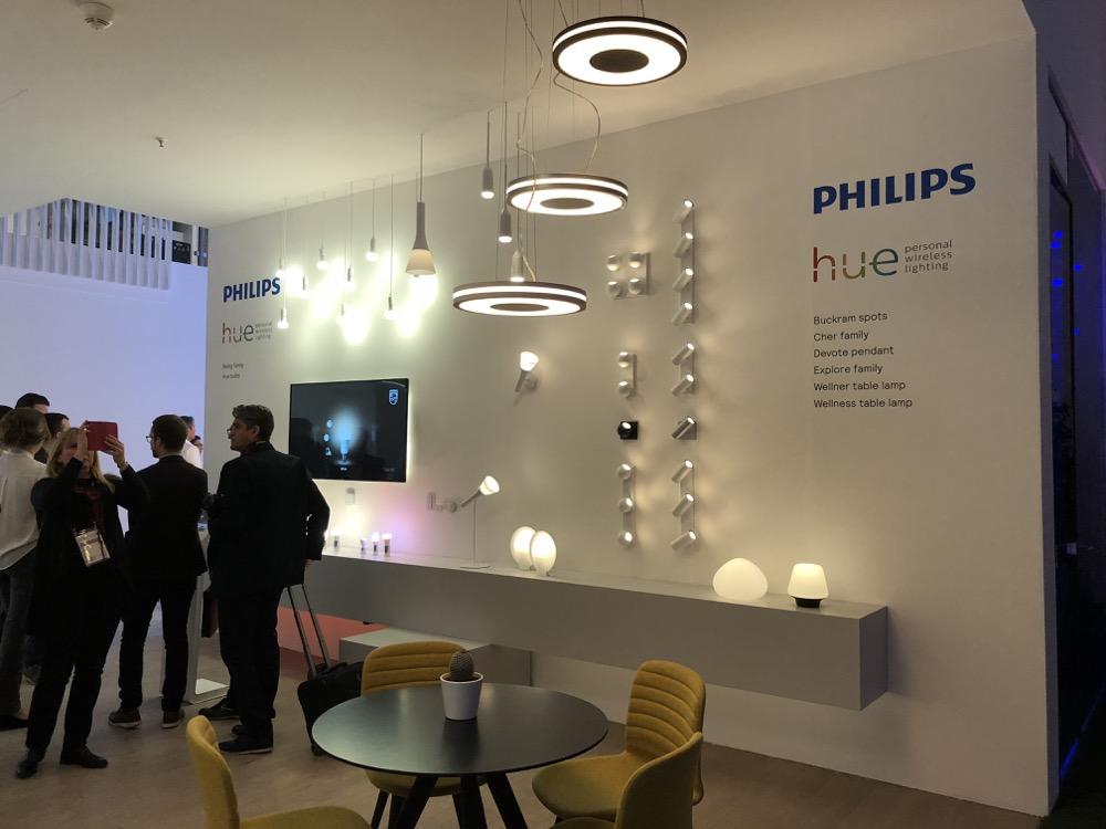 Hueblog: Philips Hue auf der Light + Building: Das sind die ersten Eindrücke