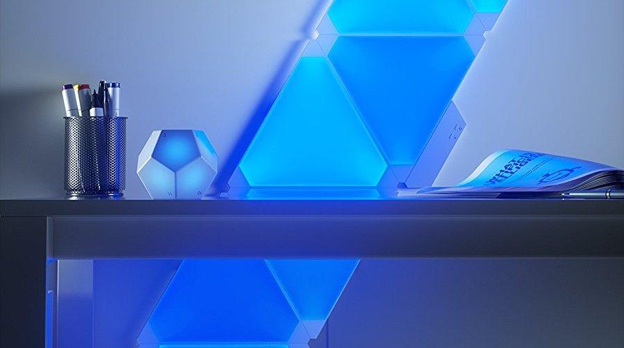 Hueblog: Nanoleaf Remote ausgepackt: HomeKit-Fernbedienung hat noch Startschwierigkeiten