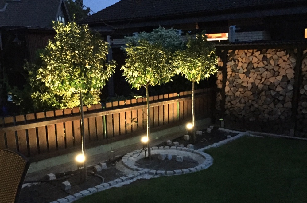Hue Outdoor Lights Lily Outdoor Lighting Ideas