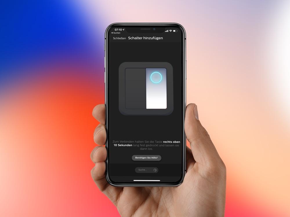 Hueblog: Philips Hue-App: Version 3.9.0 integriert Friends of Hue Schalter & mehr