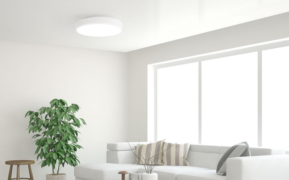 Hueblog: Xiaomi Yeelight LED Ceiling Light im Test
