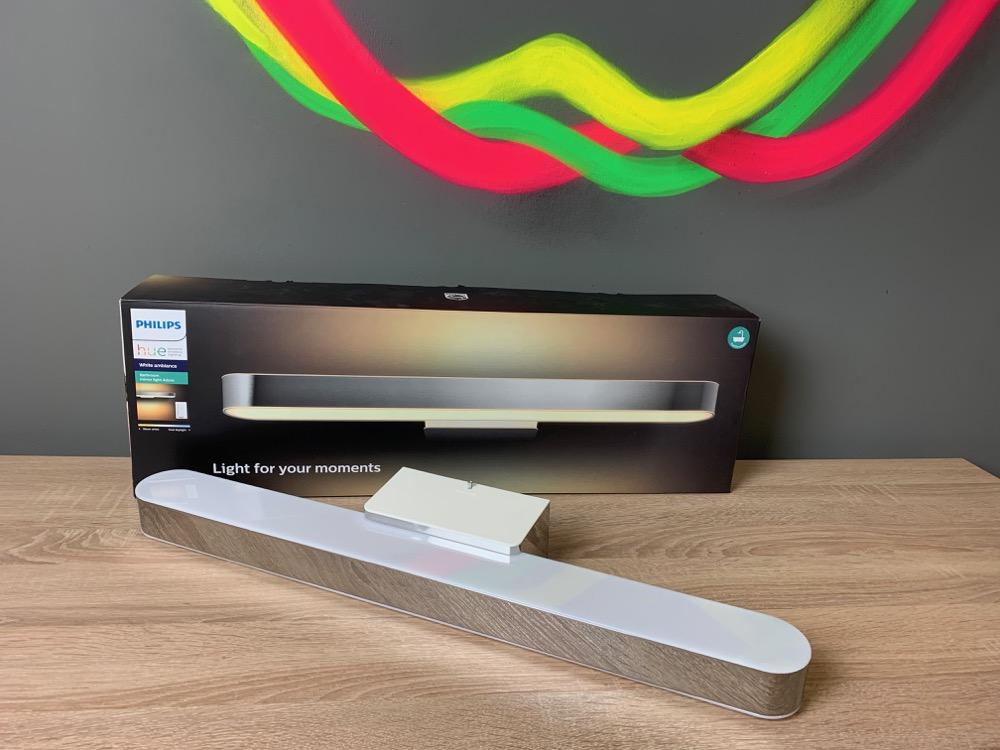 Philips Hue Adore Ausgepackt: Smartes Licht Für Euer