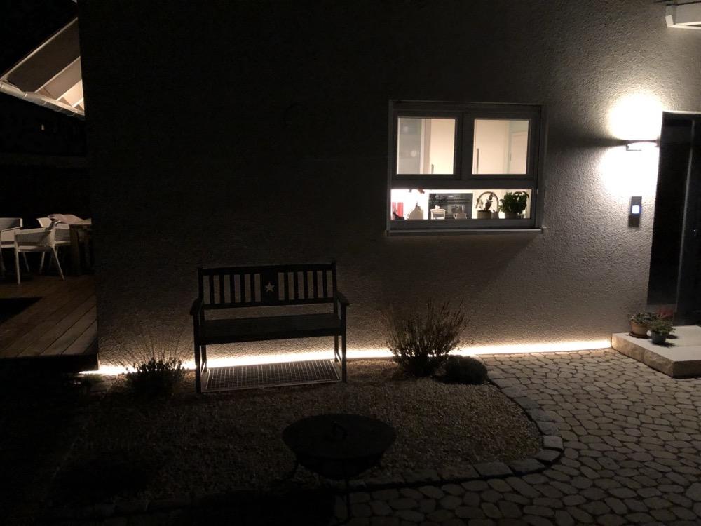 Zeig\' dein Hue: Im Garten und unter der Dusche - Hueblog.de