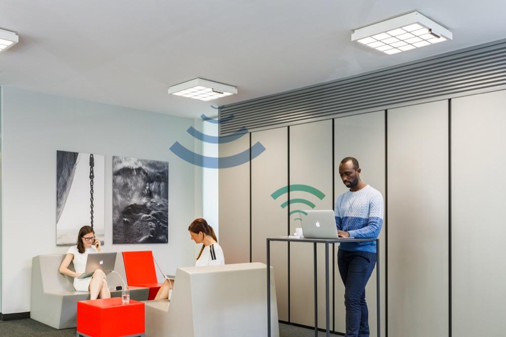 Hueblog: Signify Truelifi-Lampen mit LiFi-Internet präsentiert