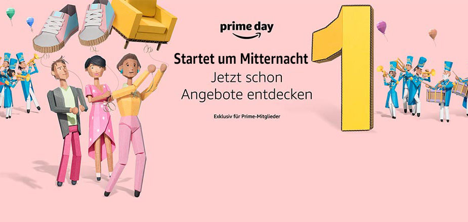 Hueblog: Prime Day startet um Mitternacht: Auch Philips Hue mit dabei