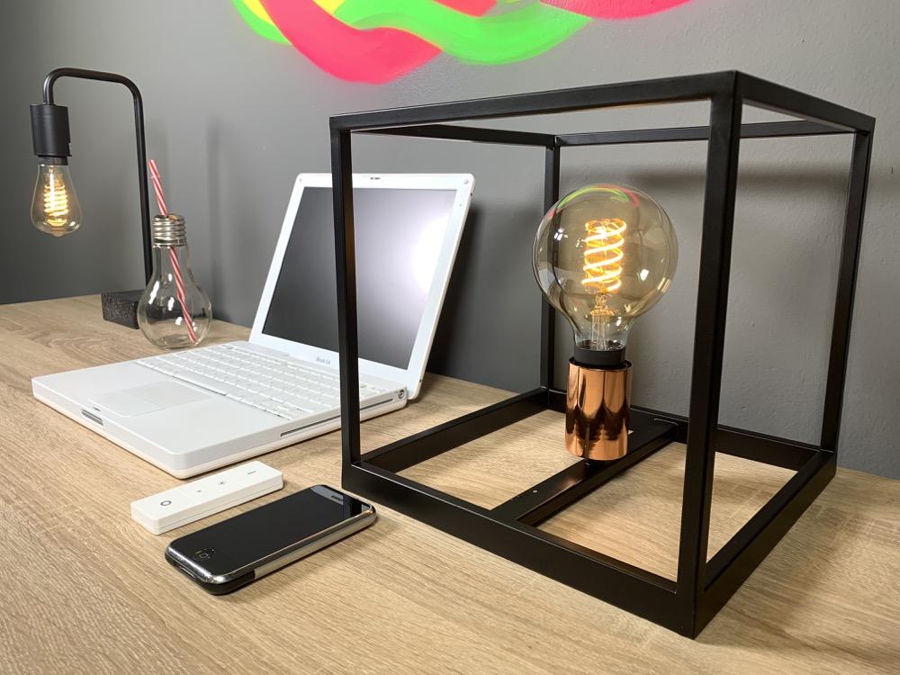 Hueblog: Ein perfektes Team: Klassische Tischleuchten und die neuen Hue White Filament