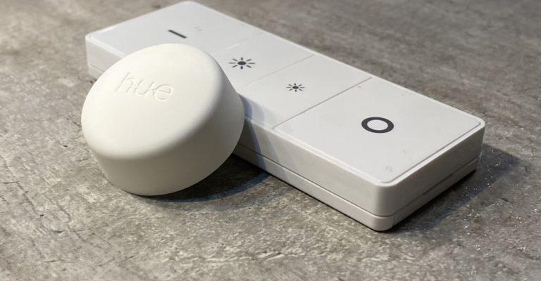 Hueblog: Einzelner Hue Smart Button jetzt ein paar Euro günstiger