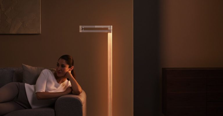 Hueblog: Dyson Lightcycle Morph: Neue Luxus-Lampe mit App-Anbindung