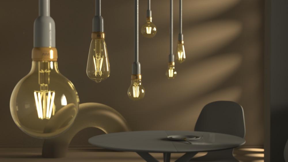 Hueblog: Innr stellt zwei neue Filament-Lampen im Vintage-Design vor
