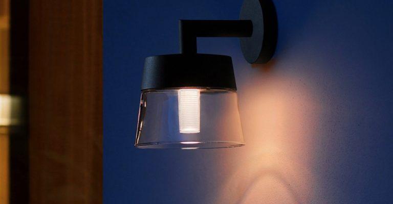 Hueblog: Ausgepackt: Die neuen Hue-Outdoor-Lampen Appear und Attract