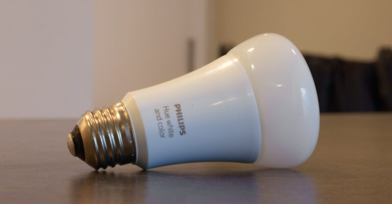 Hueblog: Philips Hue Lampen ohne Dimmschalter zurücksetzen