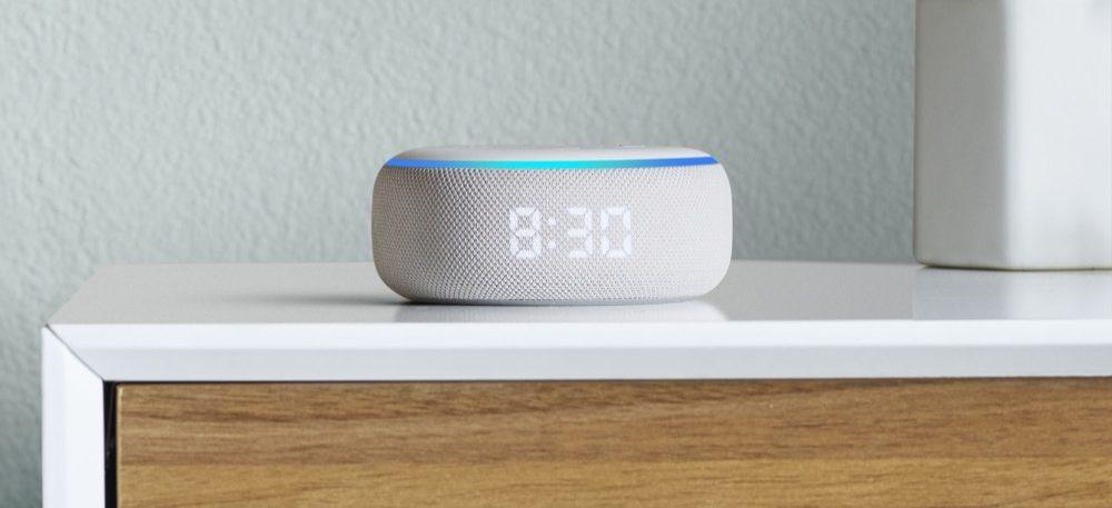 Hueblog: Hue mit Alexa steuern: Echo Dot mit Uhr für nur 34,11 Euro