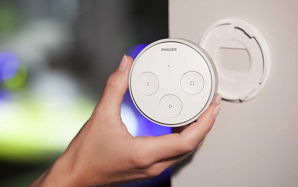 Hueblog: Kehrt der Hue Tap als Bluetooth-Schalter zurück?