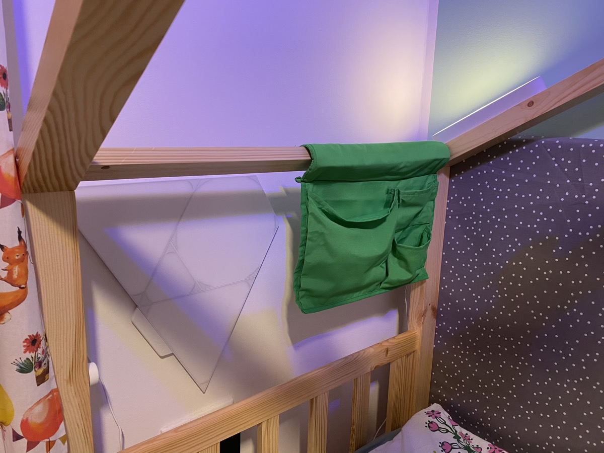 Hueblog: Nachtlicht am Kinderbett: Nanoleaf oder Philips Hue?
