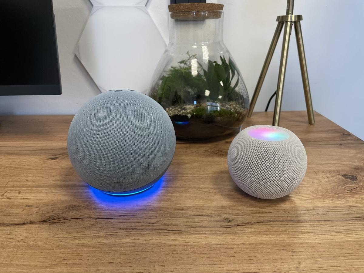 Hueblog: Erste Eindrücke des HomePod mini: Schneller als der Echo Dot