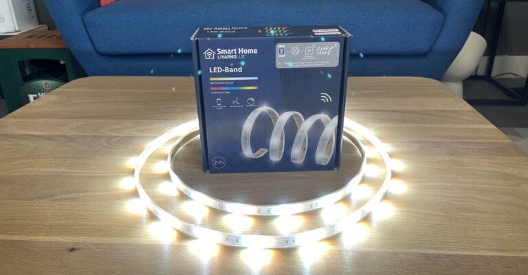 Hueblog: Kann der ZigBee-Leuchtstreifen von Lidl mit dem Lightstrip Plus mithalten?
