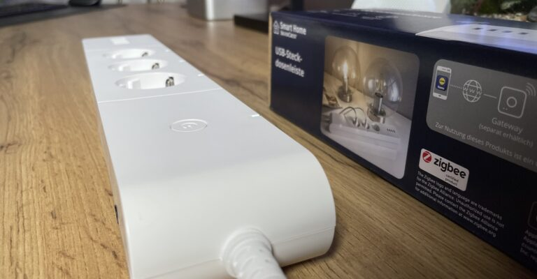 Hueblog: ZigBee-Steckdosenleiste von Lidl ist nicht mit der Hue Bridge kompatibel