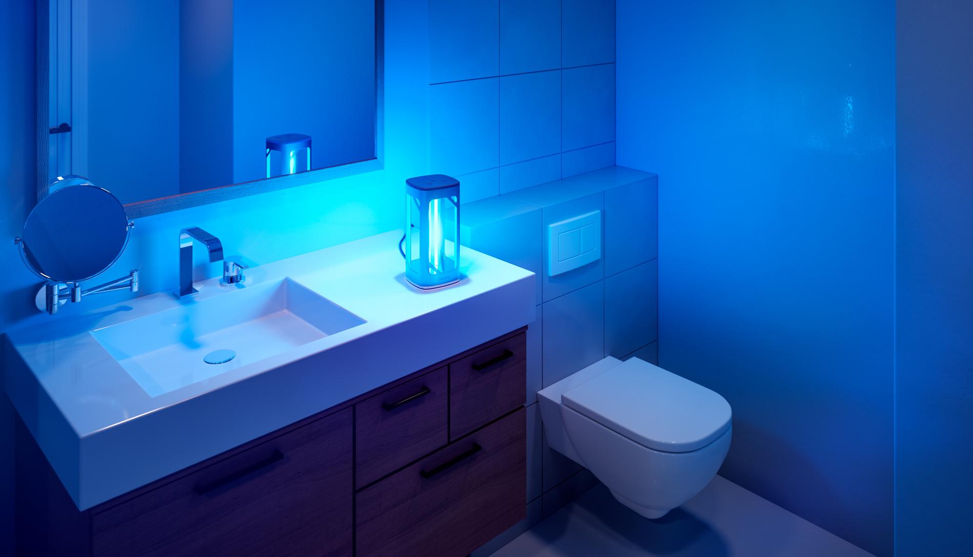 Hueblog: Mehr als nur Philips Hue: Signify stellt UV-C-Tischleuchte vor