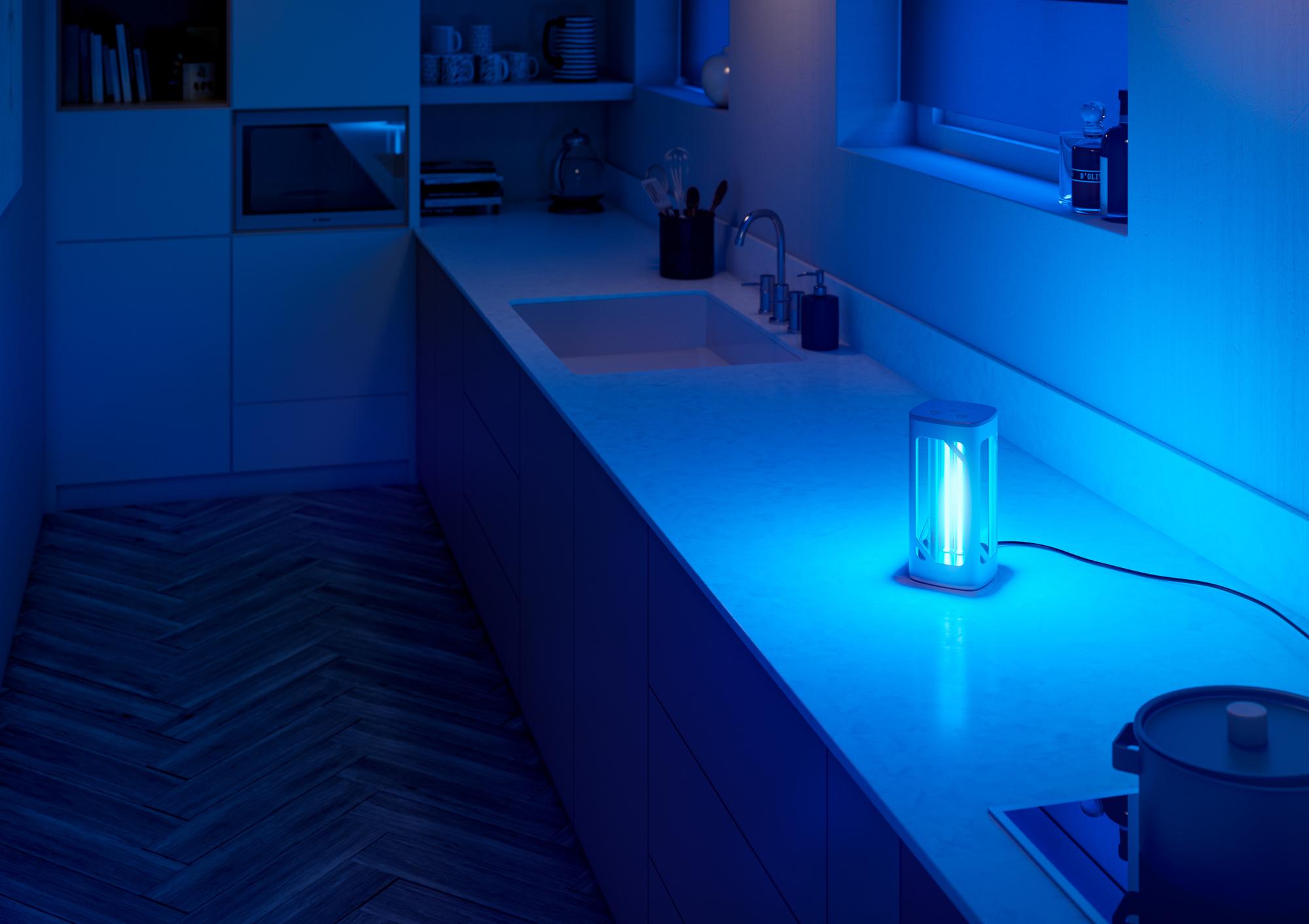 Hueblog: Philips UV-C Desinfektionstischleuchte kostet nur noch 83,99 Euro