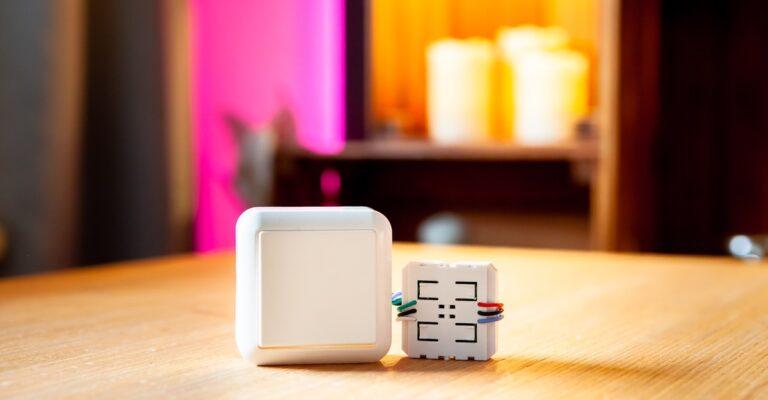Hueblog: Sunricher arbeitet an ZigBee-Unterputz-Modul mit Batterie