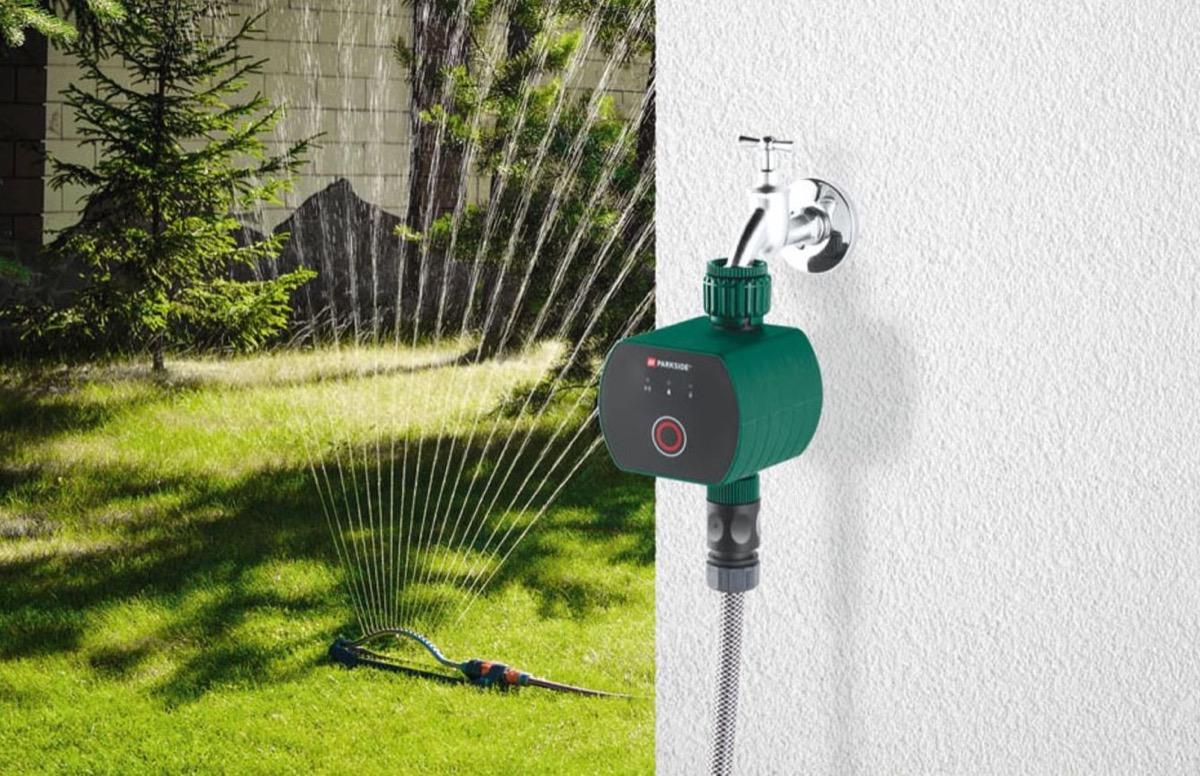 Hueblog: Lidl bietet Bewässerungscomputer mit ZigBee-Anbindung