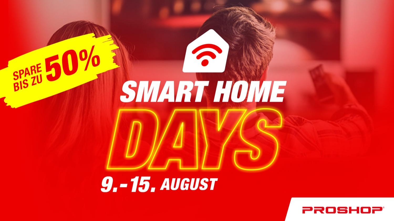 Hueblog: Smart Home Days: ProShop bietet günstigste Hue-Produkte an (Update)