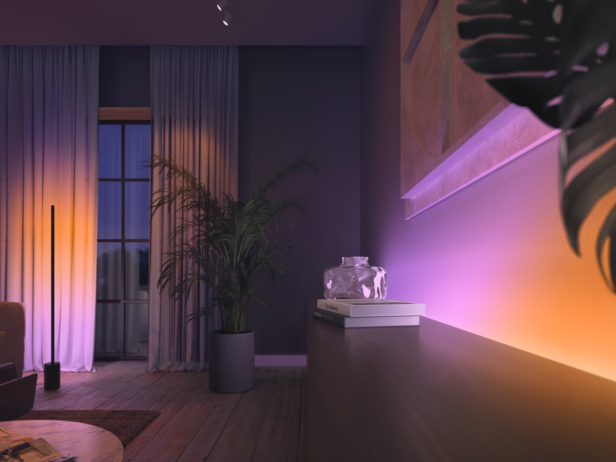 Hueblog: Ambiance Gradient Lightstrip: Neuerscheinung von Philips Hue im Test
