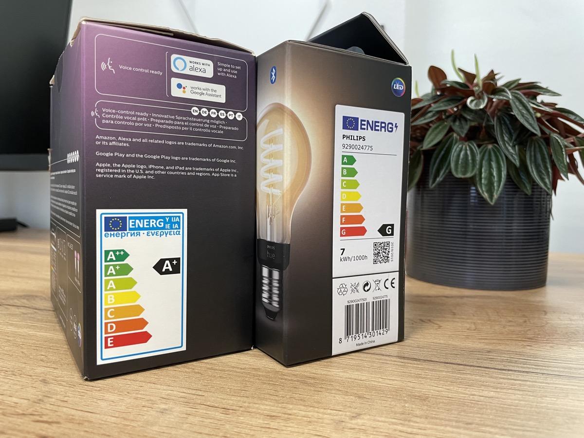 Hueblog: Warum haben neue Philips Hue Leuchtmittel ein so schlechtes Energielabel?